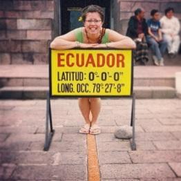 gokimdo in Ecuador - Ciudad Mitad del Mundo