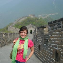 gokimdo in China - Mutianyu