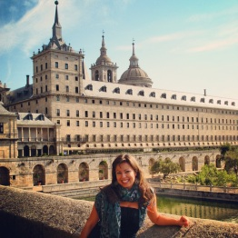 gokimdo in Spain - El Escorial