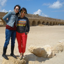 gokimdo in Israel - Caesarea