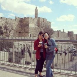 gokimdo in Israel -Jerusalem