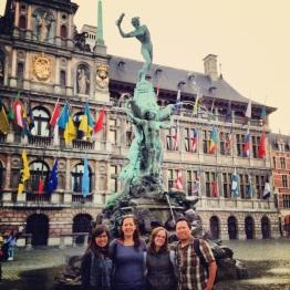 gokimdo in Belgium - Antwerp