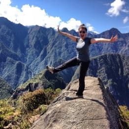 gokimdo in Peru - Machu Picchu