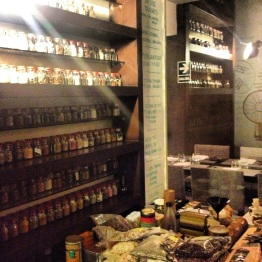 Spices and salts from around the world