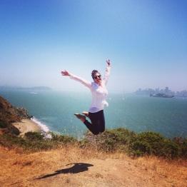 gokimdo in USA - San Francisco - Angel Island
