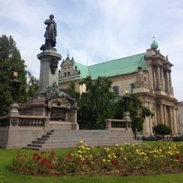 Adam Mickiewicz, Poland's greatest literary figure