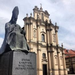 Polish Cardinal Stefan Wyszyński