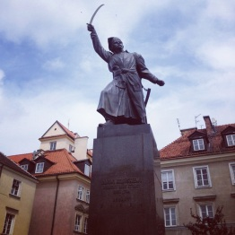 Jan Kiliński, a commander of the Kościuszko Uprising