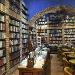 Abaco Libros y Cafe