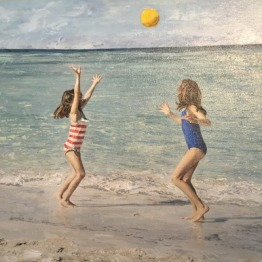 Play Catch by Christel Ibsen