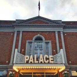 Palace movie theatre